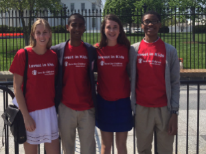 Photo: David Miller Deerfield's four representatives take on Washington DC.